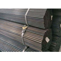 Buy cheap 40g Zinc Layer 2.5mm Q195 Black Welded Steel Pipe from wholesalers
