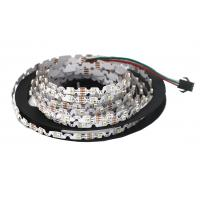 Buy cheap S Shape 6mm Width SMD 3528 Built In IC P923F WS2811 RGB Digital Ultra Slim Led from wholesalers