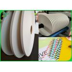 China Good Water Repellency 120Gr White Kraft Paper Roll 14mm 13.5mm For Disposable Straws for sale
