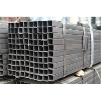 Best Pre Galvanized Welded Square / Rectangular Steel Pipe And Tube Q195 Q235 wholesale
