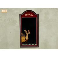 Best Hand Painting Decorative Chalkboards Wall Hanging Menu Boards Restaurant Decor wholesale