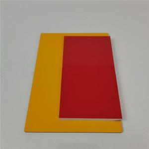 Best Wood Grain Aluminum Core Panel Light Weight Fireproof  Customzied wholesale