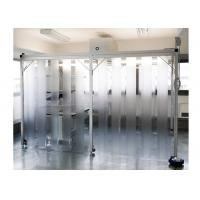 Buy cheap SUS304 / SS304 Class 100 Pharmacy Clean Room With PVC Plastic Curtain Wall from wholesalers