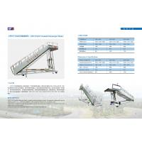Best Durable Aircraft Passenger Stairs , Aviation Ground Support Equipment wholesale
