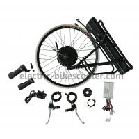 China 36V 350W Motor E Bike Kit Front Rear Wheel Electric Bicycle Conversion Kit on sale