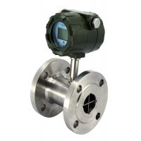 Buy cheap Turbine Flow Meter With Stainless Steel Body Environmental protection performanc from wholesalers