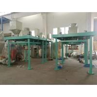 Best 220V - 380V Auto Bagging Machines Customized Big Bag Filling Machine High Accuracy wholesale