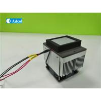 Cheap TEC System Thermoelectric Air To Peltier Plate Cooler ATP040 12VDC ISO9001 for sale