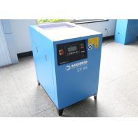 Cheap Screw Type Oil Injected Air Compressor VF Motor , 7.5kW 10HP Screw Compressor Oil Type for sale