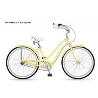 Best 26 Wheel Size Hi - Tensil Steel Custom Cruiser Bicycles With CE Certifications wholesale
