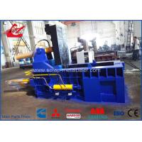 Best Auto Control Scrap Metal Baler / Hydraulic Scrap Baling Press For Aluminum Waste Steel wholesale