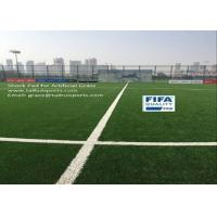Best 20 MM Recycled Turf Underlay Artificial Grass Shock Pad Heavy Metal Free wholesale