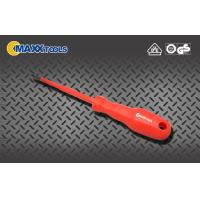 Buy cheap Economic VDE insulated electrical tools Cross Head Screwdriver / Magnetic Tip from wholesalers