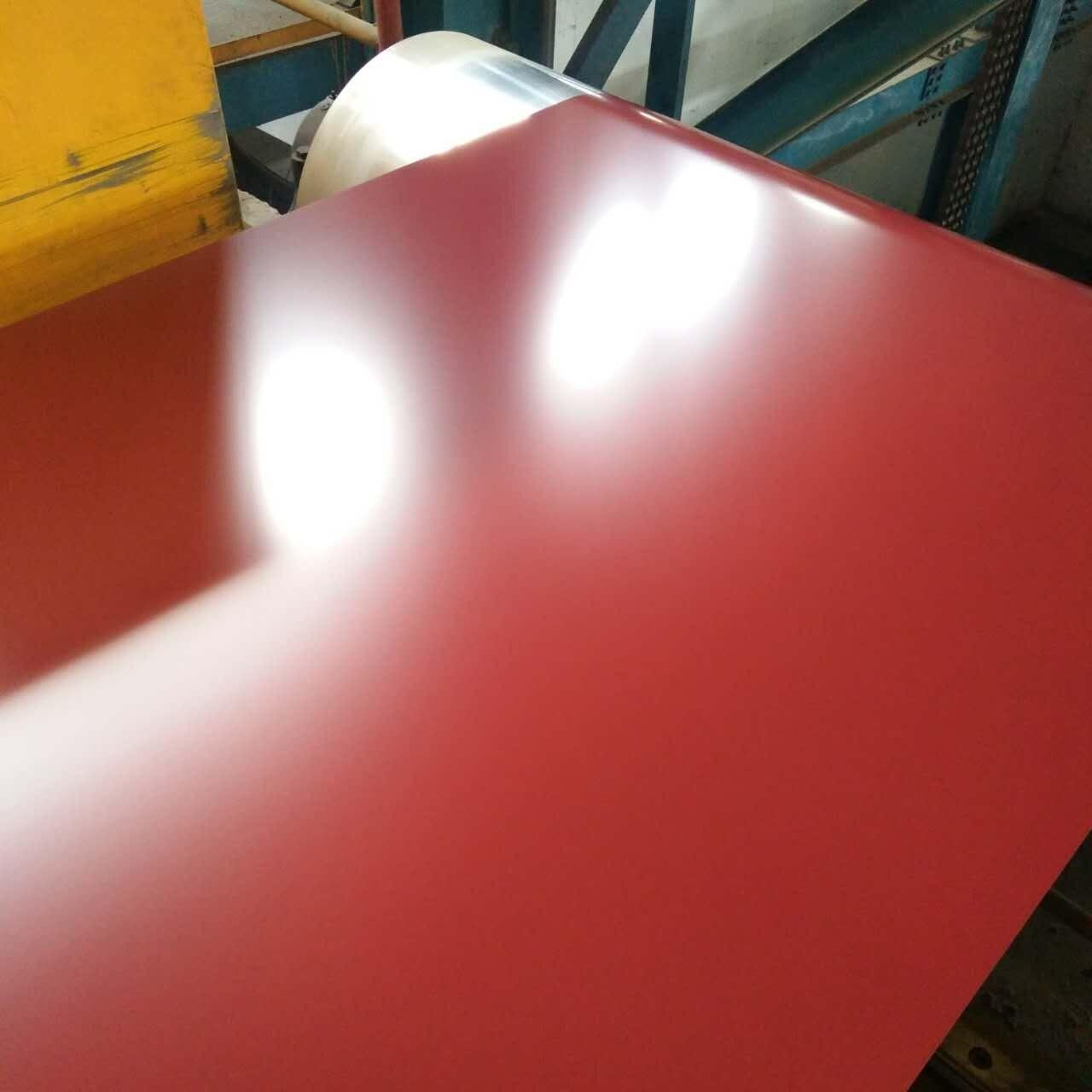 Quality G550 Galvalume PPGL Steel Coil PVDF High Strength Material Full Hard wholesale