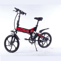 Best Smart Electric Mountain Bicycles , 7 Speed Electric Bike Lithium Battery wholesale