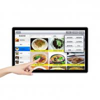 Best Metal Case Digital Signage Large Touch Screen Display , 55 Inch Hdmi Big Touch Screen Monitor wholesale