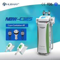 Cheap Beauty Equipments Cavitaion RF Weight Loss Fat Freezing Cryolipolysis slimming machine for sale