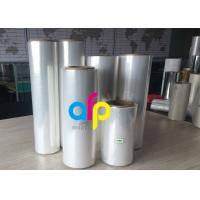 Best Soft Polyolefin Shrink Wrap Film , Transparent Polyolefin Heat Shrink Film wholesale