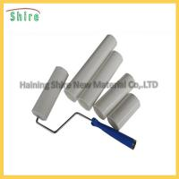 Best Self Adhesive Clean Room Tacky Rollers , Portable Cleanroom Sticky Roller wholesale