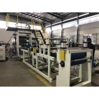 Buy cheap High Efficiency Fireproof Furniture Edge Band Rigid PVC Sheet Extrusion Line from wholesalers