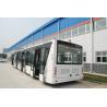 Best 110 Passenger Airport Limousine Bus , 4 Stroke Diesel Engine Airport Coaches wholesale