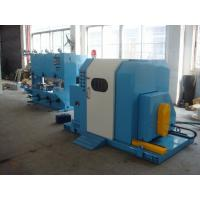 Best Blue Color Single Twist Buncher Machine , High Speed Wire And Cable Machinery wholesale