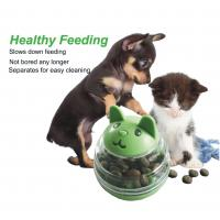 Buy cheap Slows Down Cat Water Fountain Interactive Healthy Feeding Interesting Feeder from wholesalers