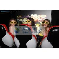 Best Attracting Electric 7D Movie Theater For Cabin Dynamic Removable In Amusement Places wholesale