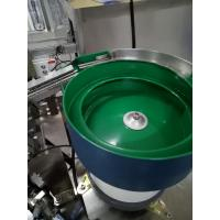 Best Vertical Vibration Automatic Feeding Machine , Rotary Bowl Feeder For Electronics wholesale