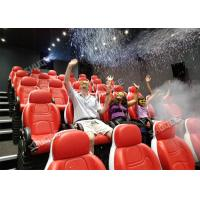 Best Deeply Immersion 5D Cinema Equipment With Electric Cylinder System wholesale
