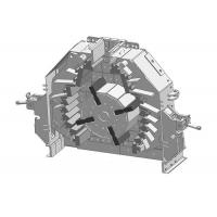 Best Basalt Rock Crusher Machine 75Kw Equipped With Two Impact Crushing Cavities wholesale