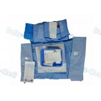 Buy cheap Hospital Abdominal Delivery Disposable Surgical Packs With Clamp High Safety from wholesalers