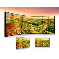 Best Full Color Indoor LCD Video Wall / Multiple Tv Wall DMl DVI VGA BNC Interface wholesale