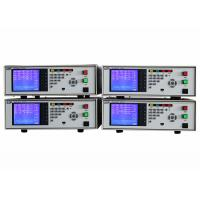 Best Safety High Voltage Test Equipment For Air / Ceiling Fan Production Lines wholesale