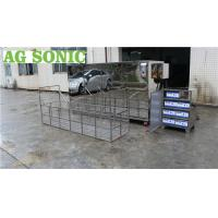 Buy cheap Large Industrial Ultrasonic Engine Cleaner 360L 28khz For Engine Block Car Parts from wholesalers