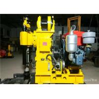 Buy cheap 200m Water Well Drilling Rig 6-9M/ Hour Easy Operation ISO Standard from wholesalers