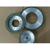 Best 1A1 Resin Bonded Diamond Grinding Wheels For Ceramic Glass High Performance wholesale