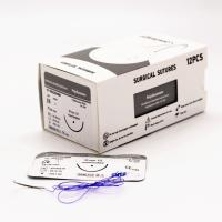 Best Polydioxanone monifilament(PDO/PDS) surgical sutures with needles wholesale