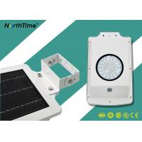 Buy cheap Auto Lighting Integrated LED Solar Street Lights With MPPT Controller & Li Battery from wholesalers