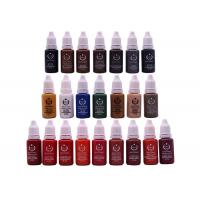 Cheap Biotouch Pigment Tattoo Ink 15ml For Tattoo Eyebrow Semi Permanent Makeup for sale