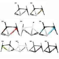 Best MCipollini RB1000 Full Carbon Fiber Road Bicycle Frame,Fork,Headset,Seatpost Size XXS,S,L. wholesale
