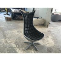 Best Black Animal Fiberglass Arm Chair / Living Room Mermaid Tail Chairs wholesale