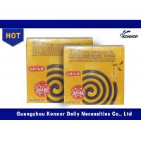 Best Black Incense Effective Mosquito Repellent Coil For 10 Hours 140 MM wholesale