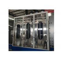 China Insulating Glass Production Line , Glass Manufacturing Equipment High Efficiency on sale