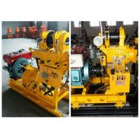 Buy cheap Portable Hydraulic Soil Boring Test Equipment 22kw Power For SPT Sampling from wholesalers