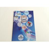Best Horse Riding Paper User Manual, Offset C2s Paper Folded Leaflet Printing / Advertisment Brochure wholesale