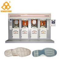 60KW Static One Two Color Shoe Sole Making Machine for sale