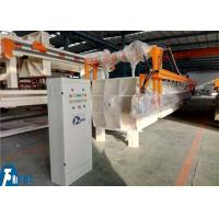 Best High Pressure Recessed Chamber Filter Press Equipment With Cloths Washing Device wholesale