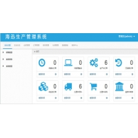 China Haixun Furniture Production Management System for sale