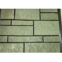 Quality Inside / Exterior Stone Veneer Green Environmental Protection wholesale